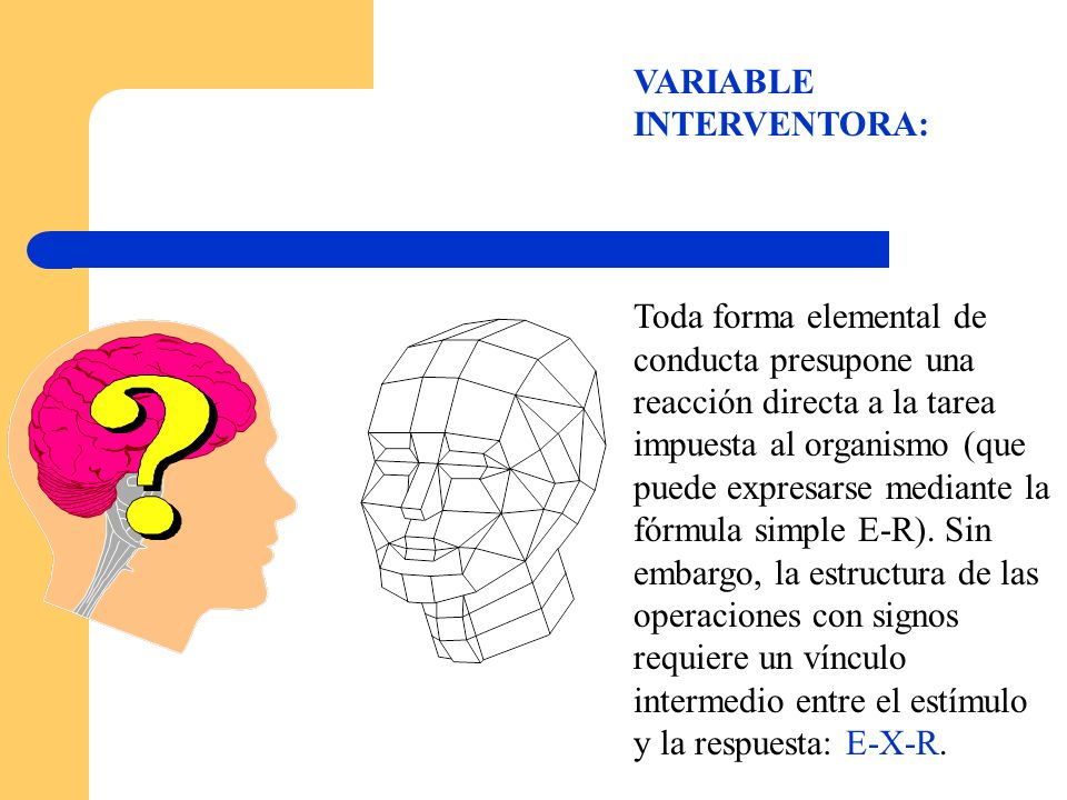 VARIABLE INTERVENTORA:
