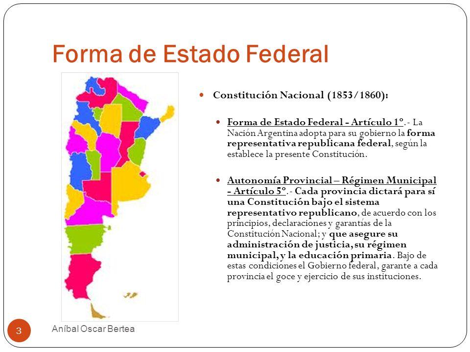 Forma de Estado Federal