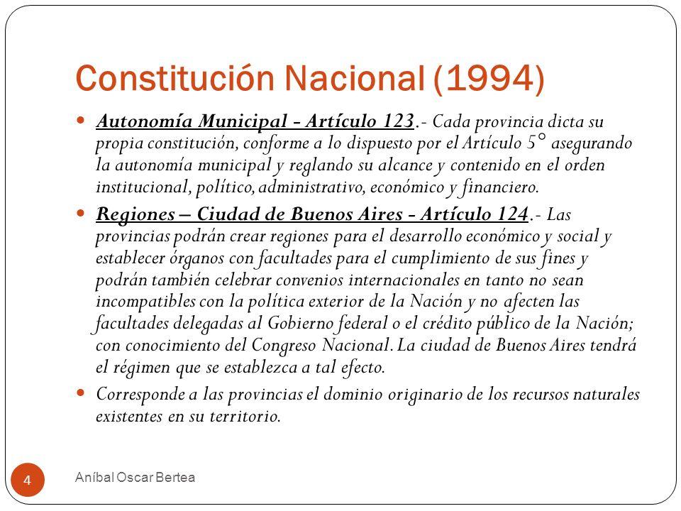 Constitución Nacional (1994)