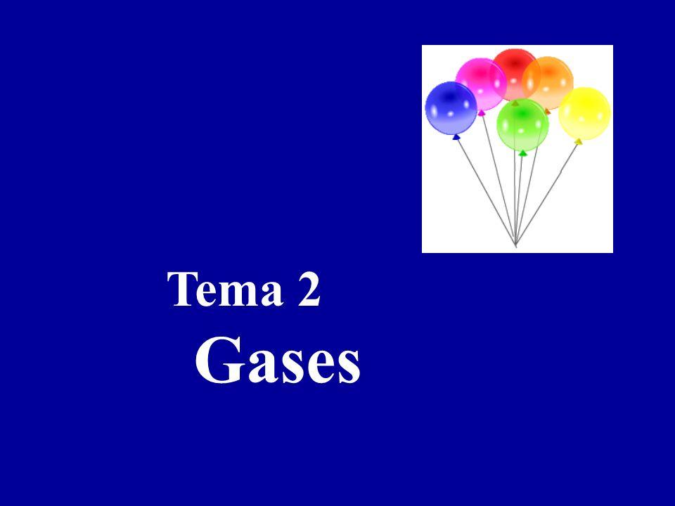 Tema 2 Gases