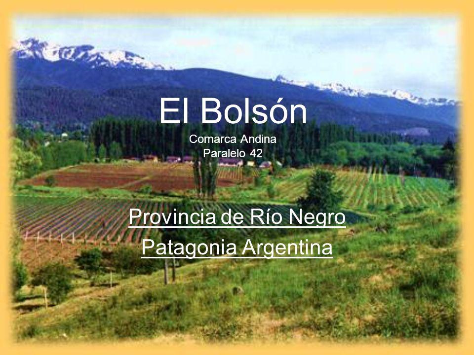 El Bolsón Comarca Andina Paralelo 42