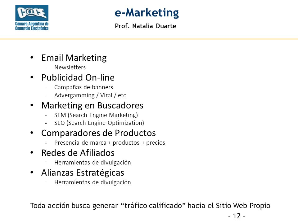 Marketing en Buscadores Comparadores de Productos Redes de Afiliados