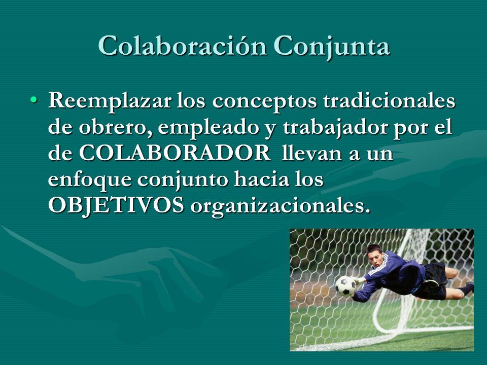 Colaboración Conjunta