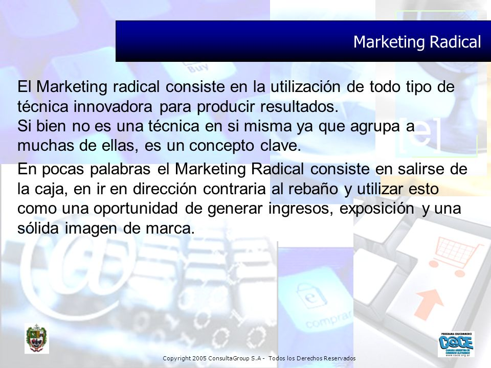 Marketing Radical