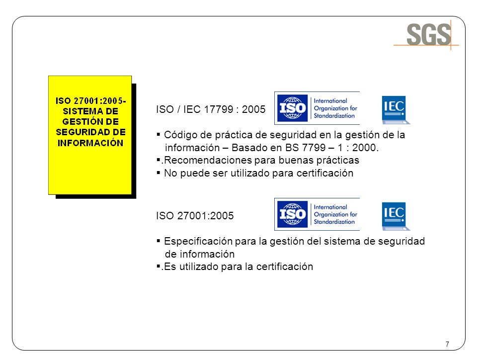 Código de práctica de seguridad en la gestión de la
