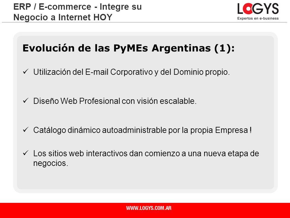 Evolución de las PyMEs Argentinas (1):