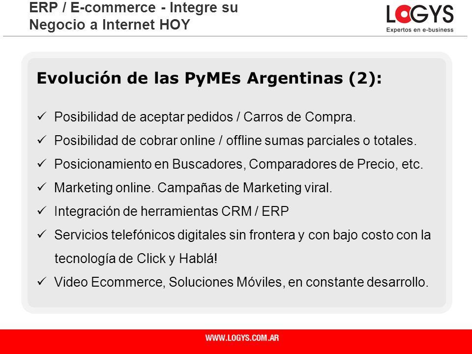 Evolución de las PyMEs Argentinas (2):