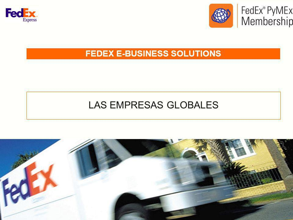 FEDEX E-BUSINESS SOLUTIONS