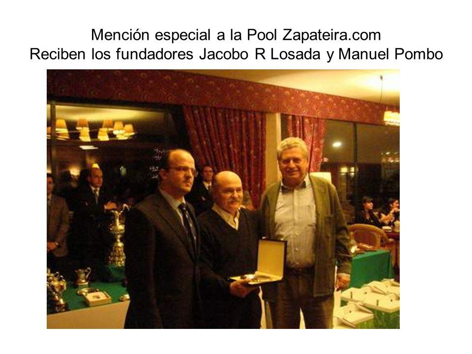 Mención especial a la Pool Zapateira