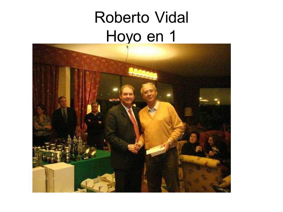 Roberto Vidal Hoyo en 1