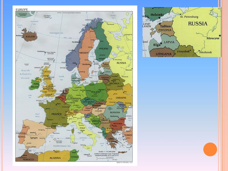 Lotman se traslado de Rusia a Estonia para encontrar un puesto en la universidad.