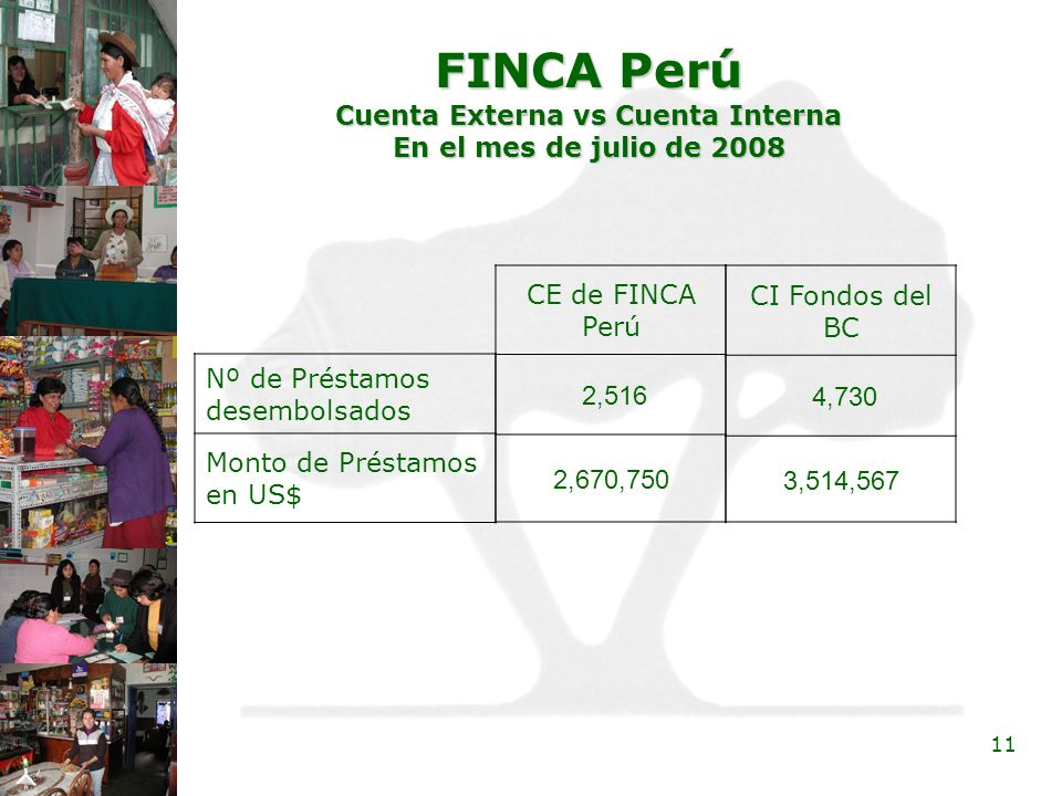 Cuenta Externa vs Cuenta Interna