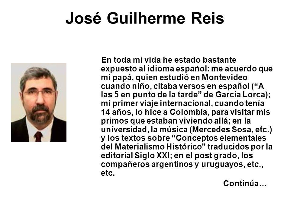 José Guilherme Reis