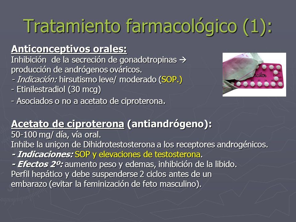 Tratamiento farmacológico (1):