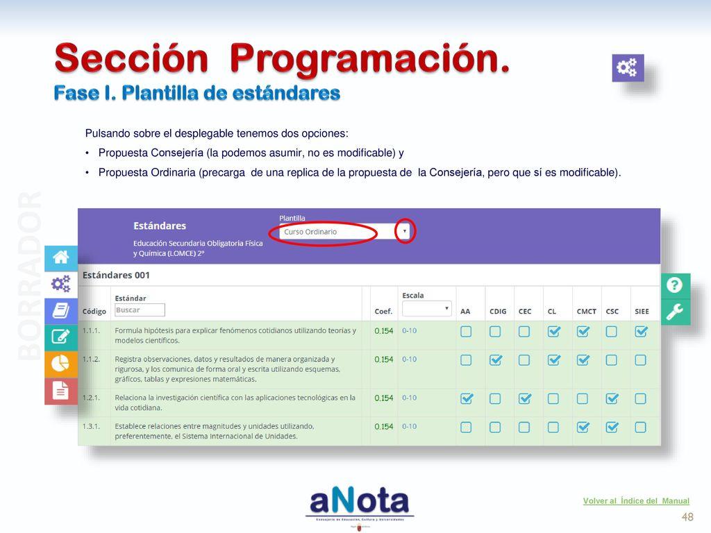 MANUAL DE LA APLICACIÓN - ppt descargar