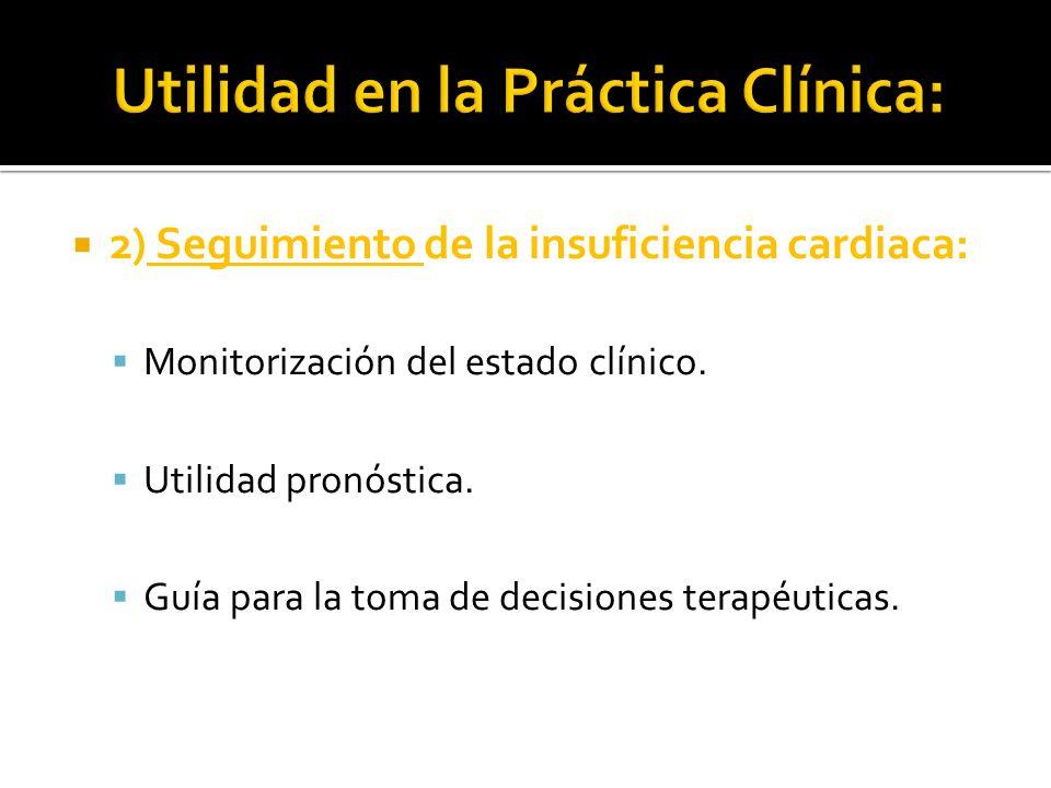 Utilidad en la Práctica Clínica: