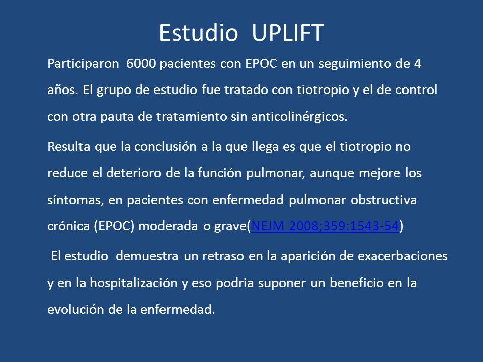 Estudio UPLIFT