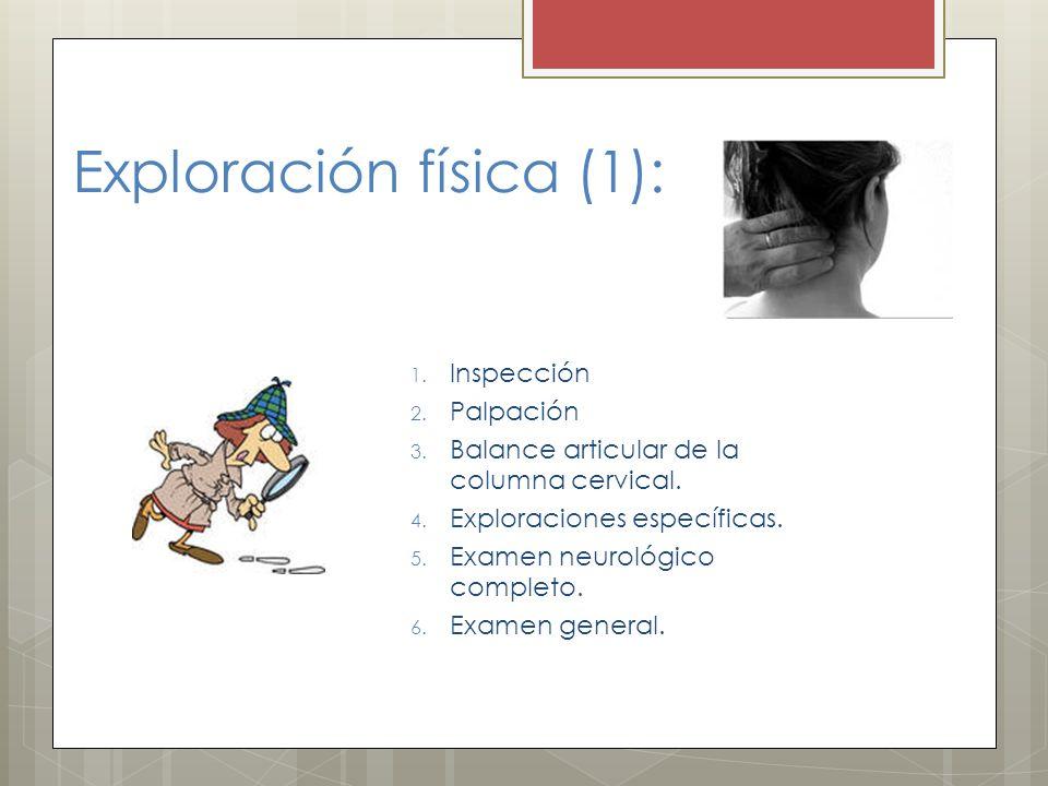 Exploración física (1):