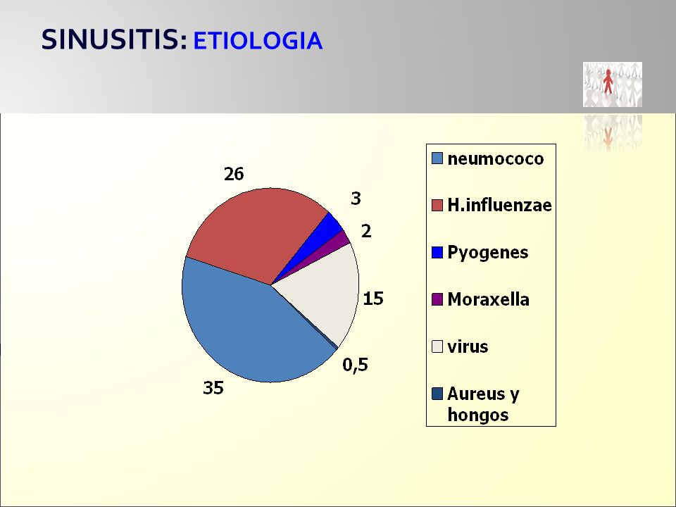 SINUSITIS: ETIOLOGIA