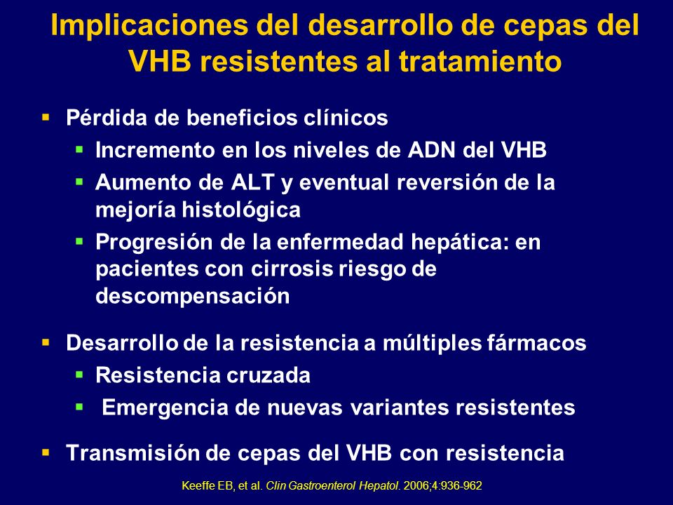 Keeffe EB, et al. Clin Gastroenterol Hepatol. 2006;4:936-962.