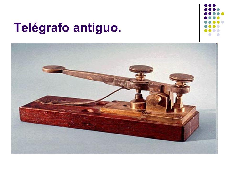 Telégrafo antiguo.