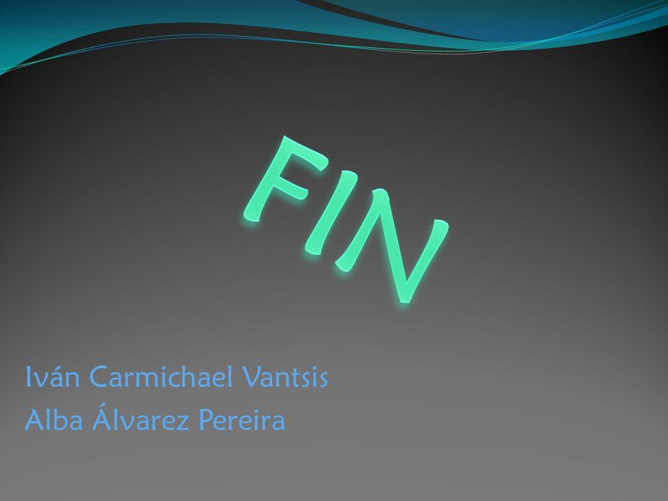 FIN Iván Carmichael Vantsis Alba Álvarez Pereira