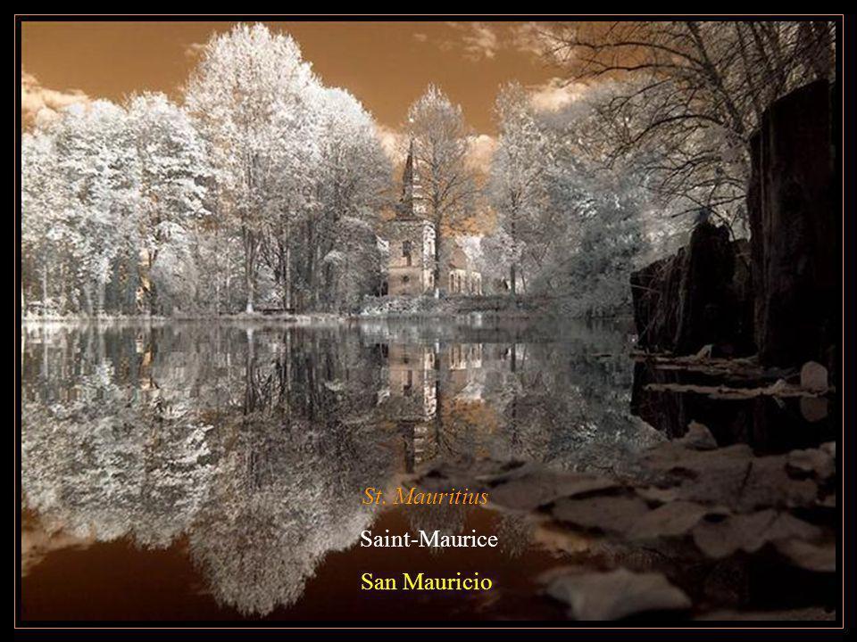 St. Mauritius Saint-Maurice San Mauricio