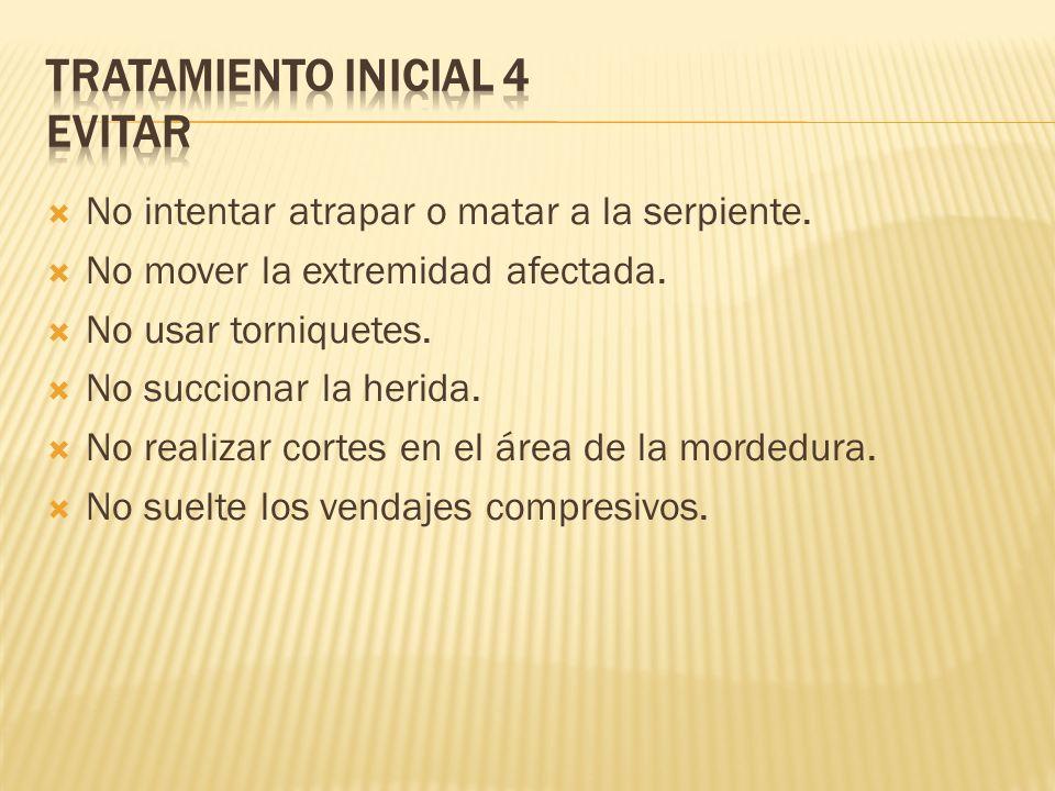 Tratamiento Inicial 4 EVITAR