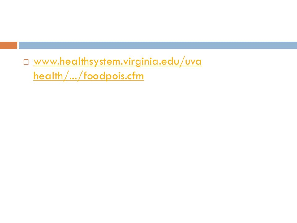 www.healthsystem.virginia.edu/uva health/.../foodpois.cfm