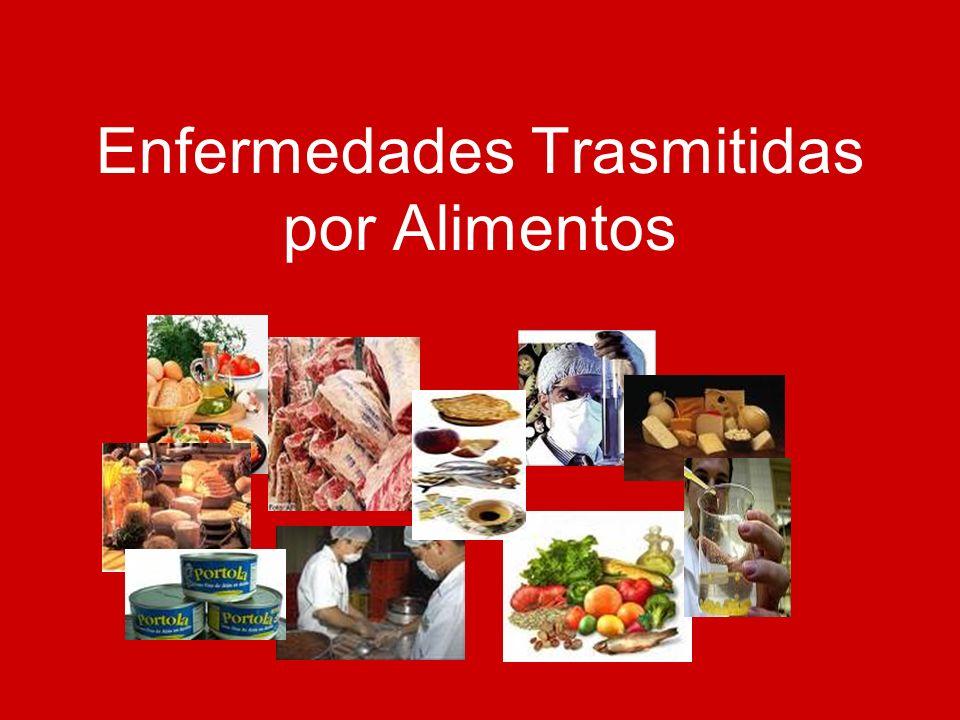 Enfermedades Trasmitidas por Alimentos