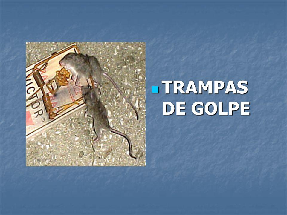 TRAMPAS DE GOLPE