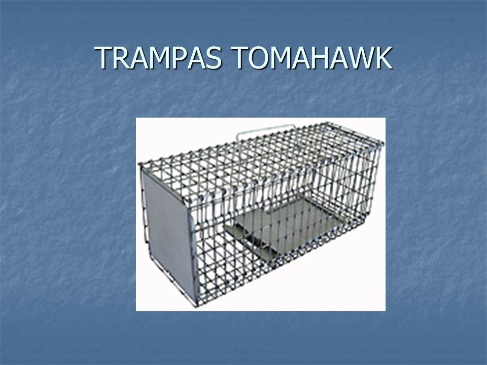 TRAMPAS TOMAHAWK