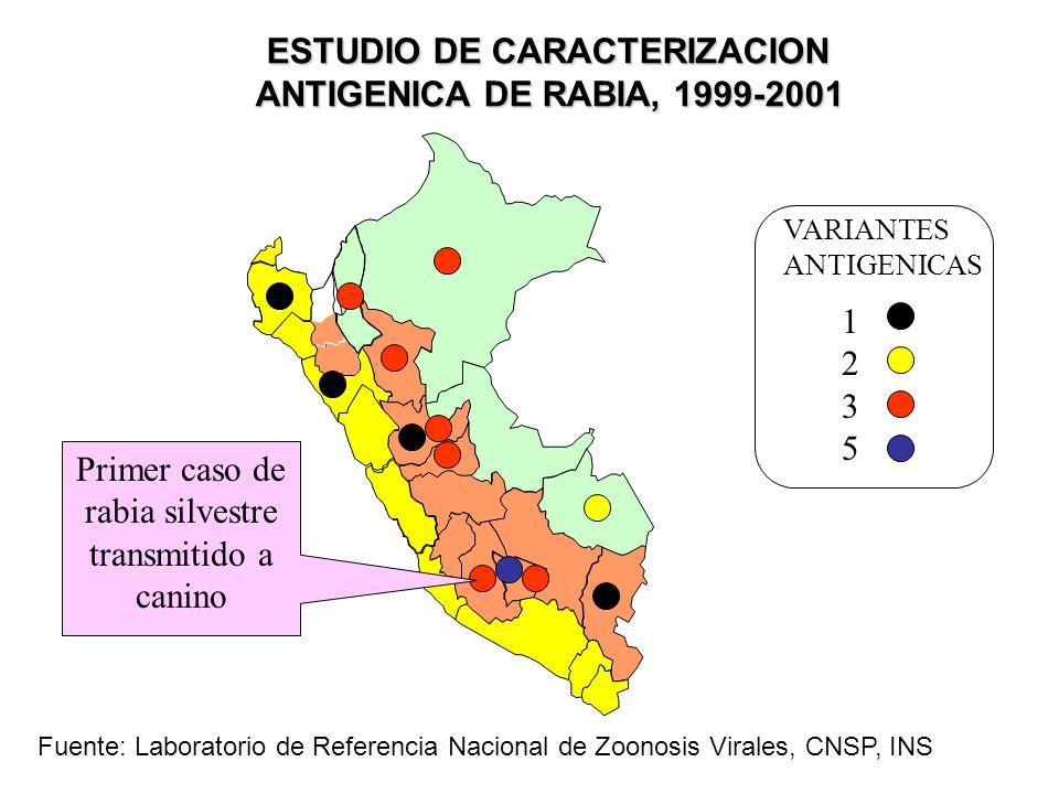 ESTUDIO DE CARACTERIZACION