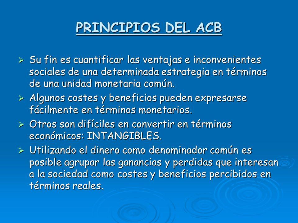 PRINCIPIOS DEL ACB
