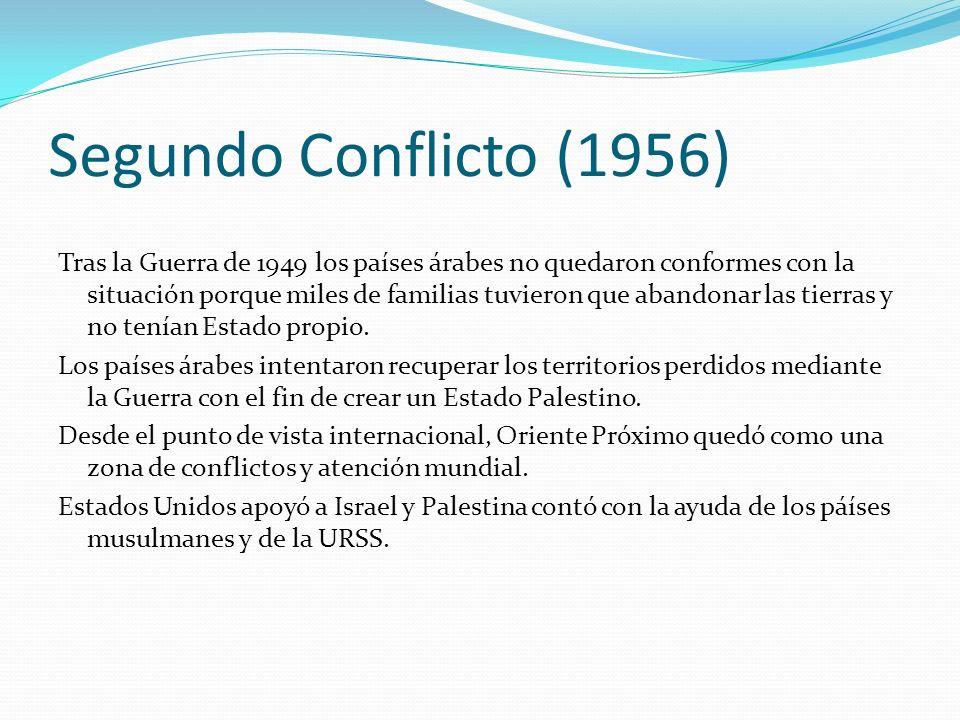 Segundo Conflicto (1956)