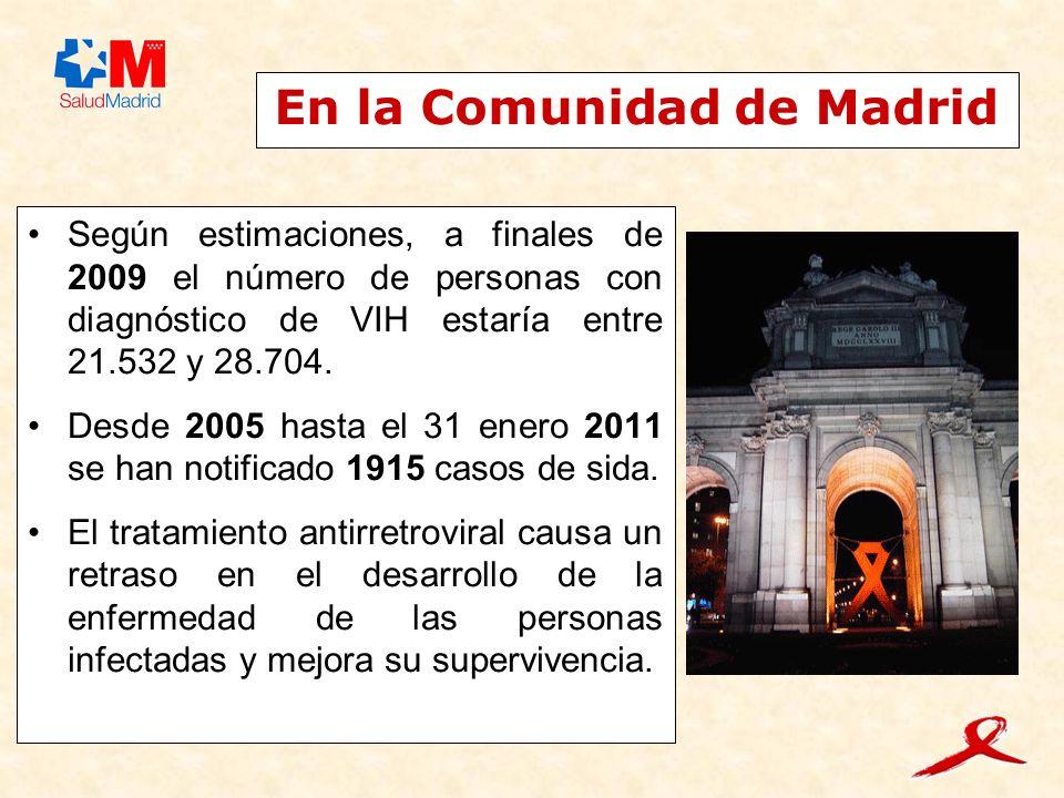En la Comunidad de Madrid