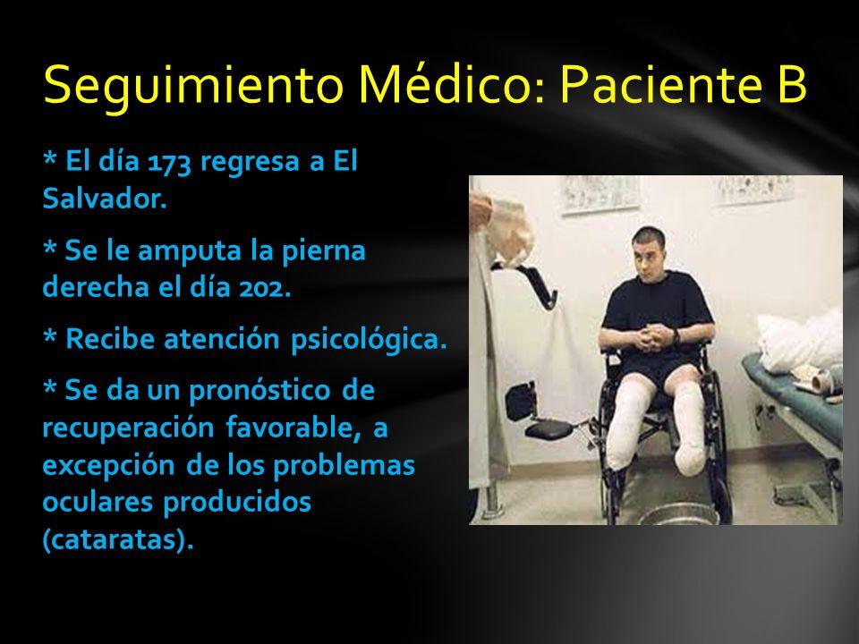 Seguimiento Médico: Paciente B