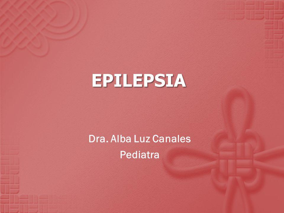 Dra. Alba Luz Canales Pediatra