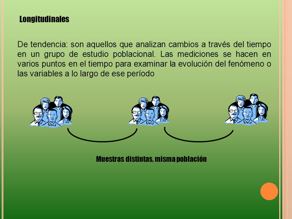 Longitudinales