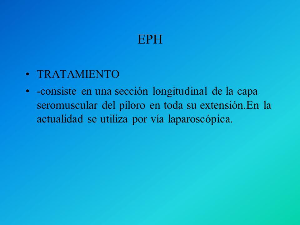 EPH TRATAMIENTO.