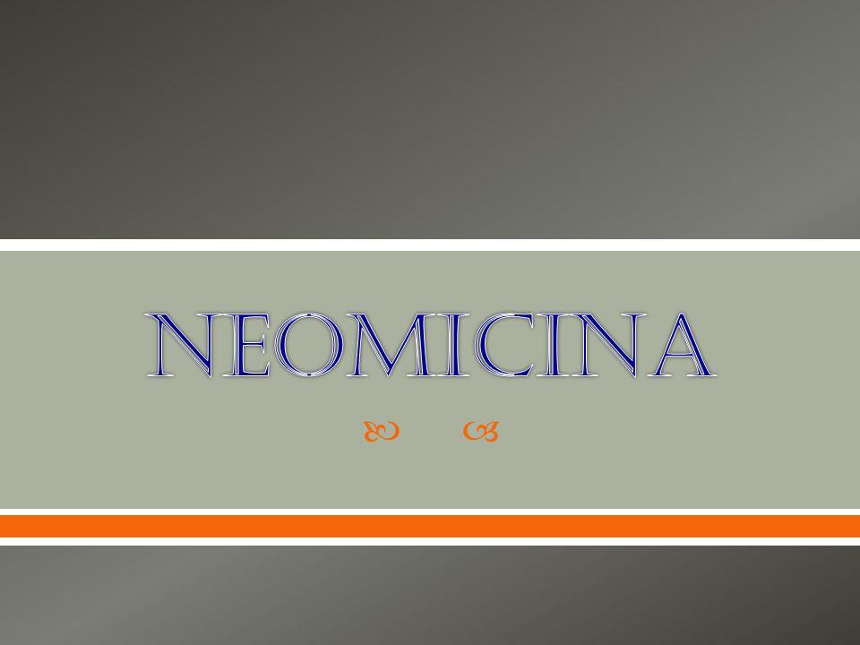 Neomicina