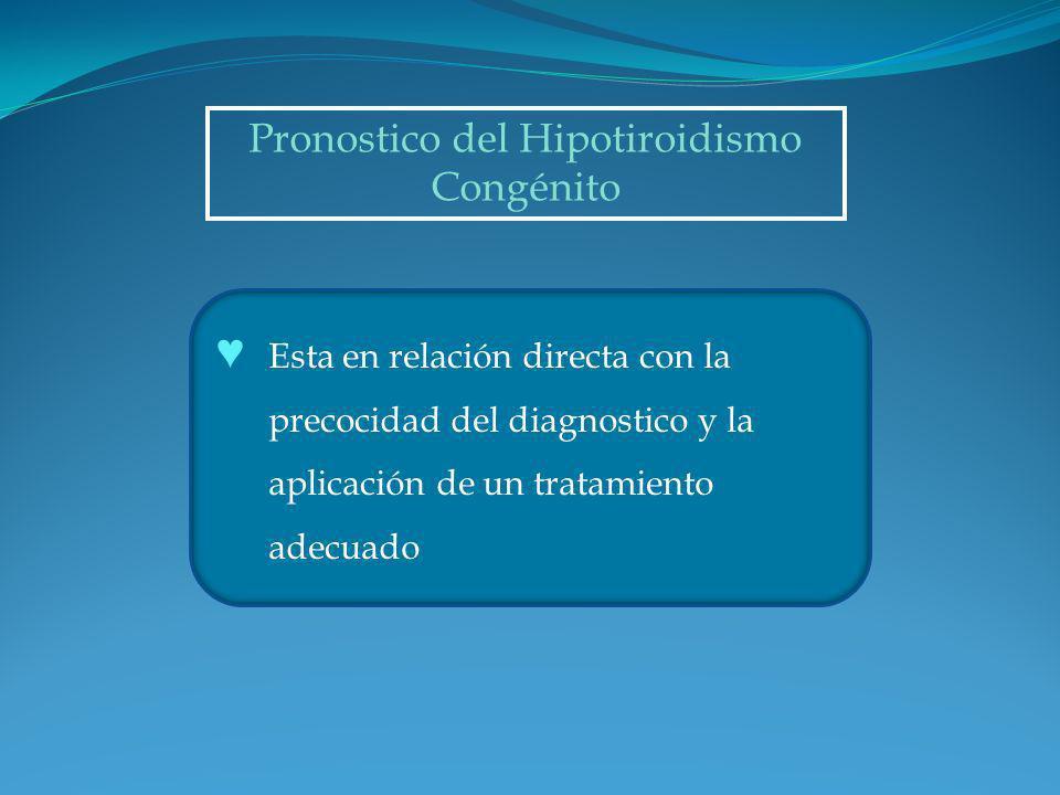 Pronostico del Hipotiroidismo