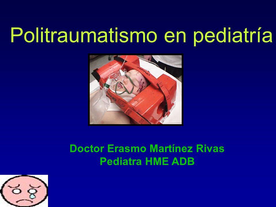 Doctor Erasmo Martínez Rivas