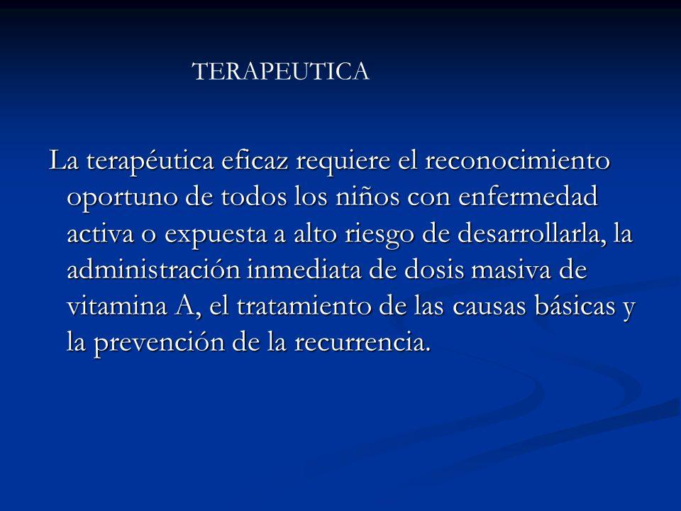TERAPEUTICA