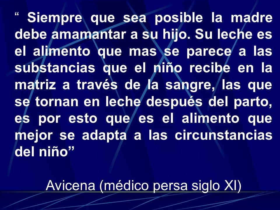Avicena (médico persa siglo XI)