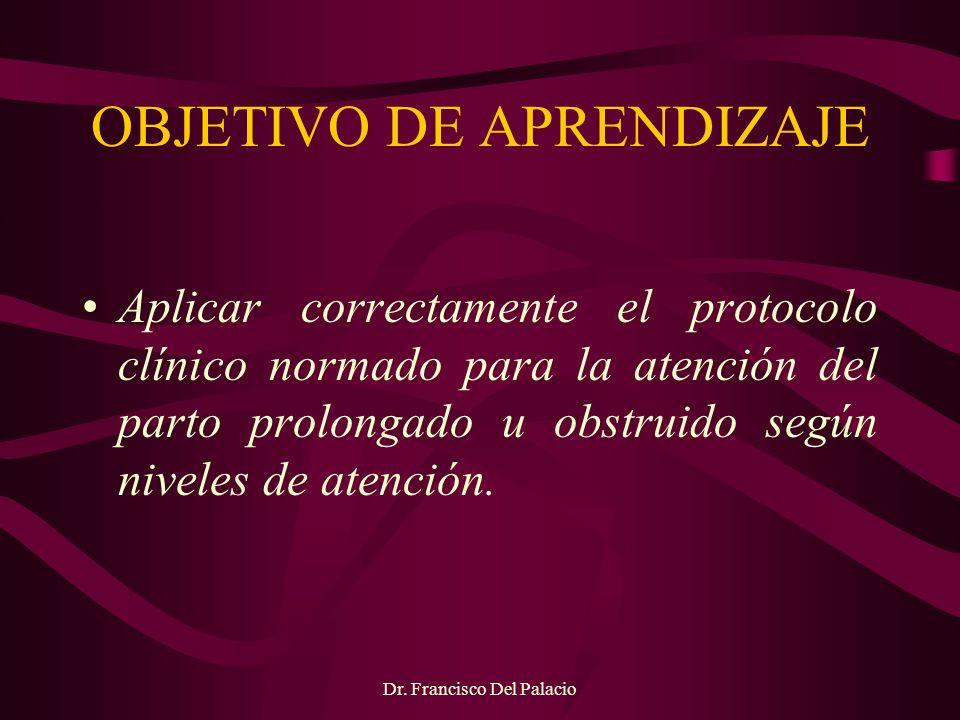 OBJETIVO DE APRENDIZAJE
