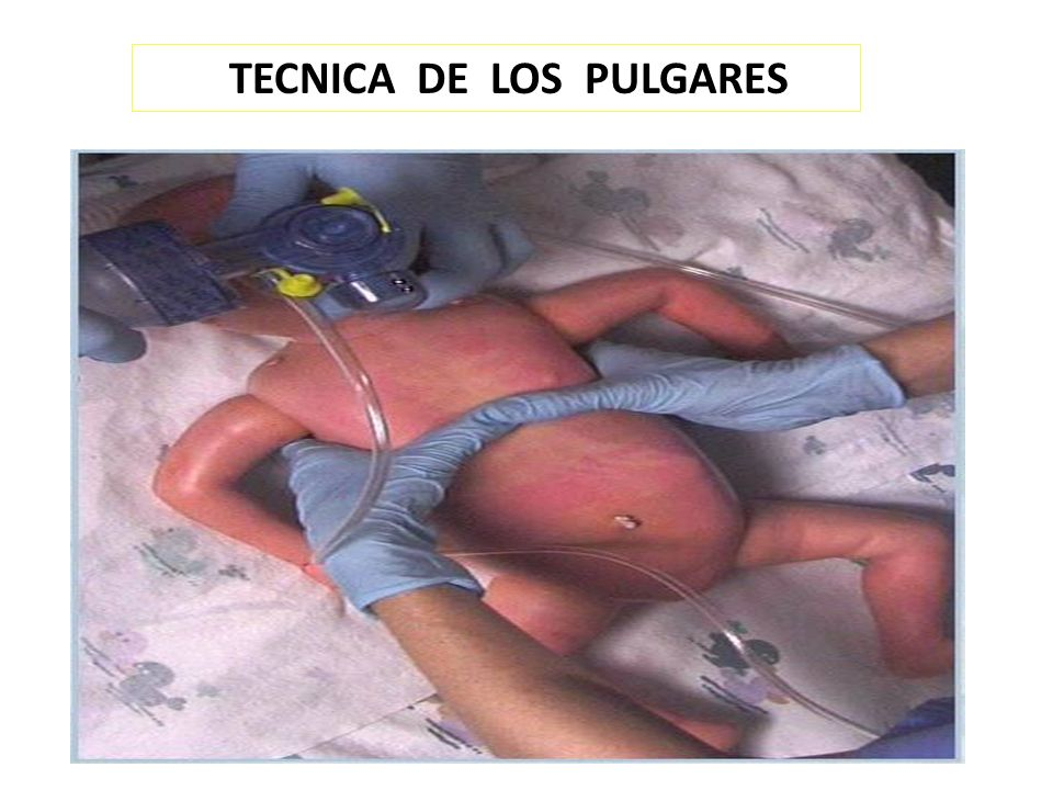 TECNICA DE LOS PULGARES