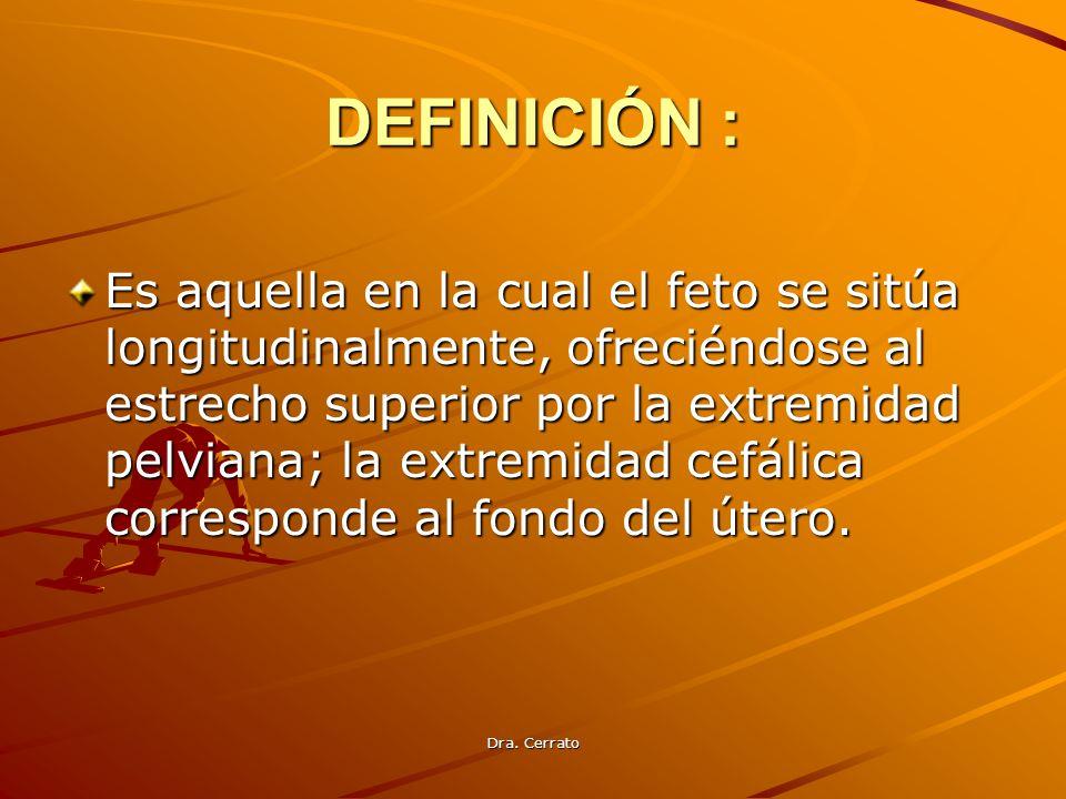 DEFINICIÓN :
