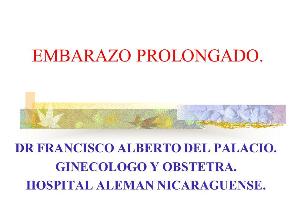 DR FRANCISCO ALBERTO DEL PALACIO. HOSPITAL ALEMAN NICARAGUENSE.