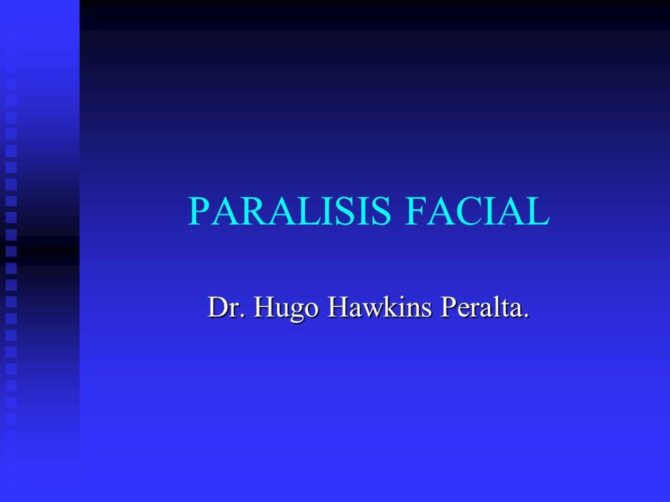 Dr. Hugo Hawkins Peralta.